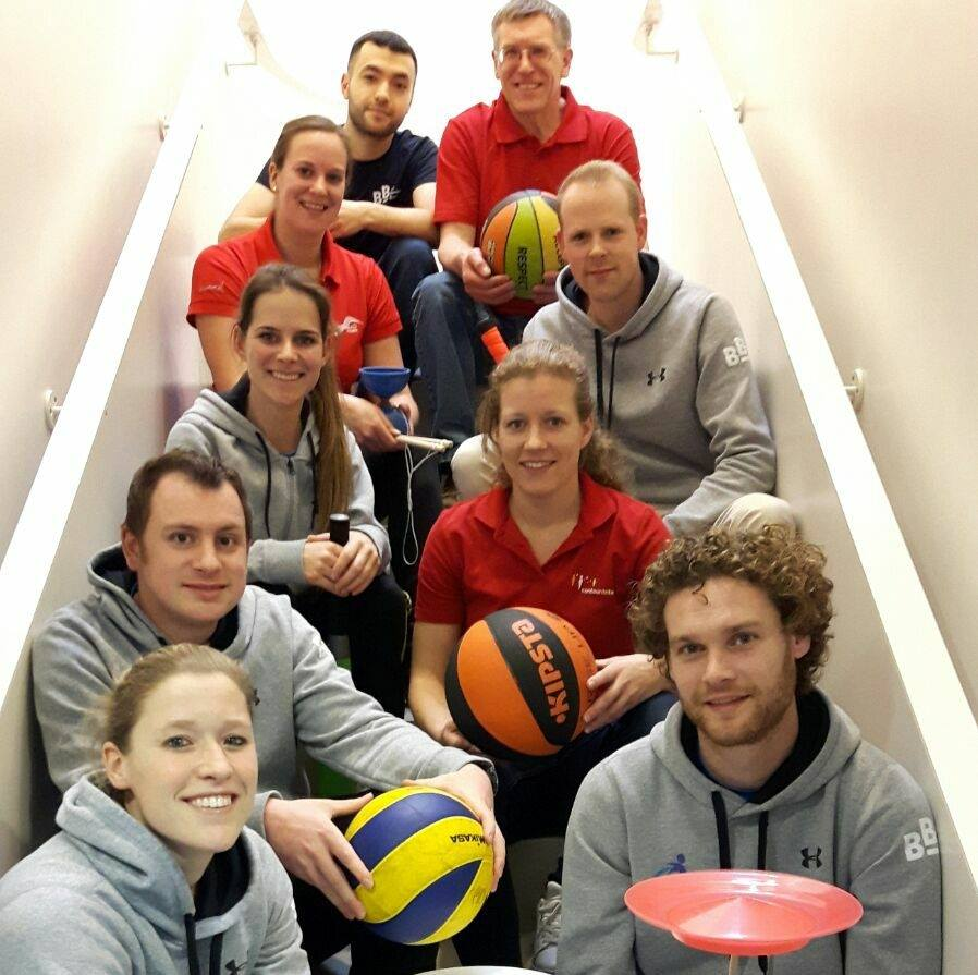 Buurtsportcoach team Waalwijk