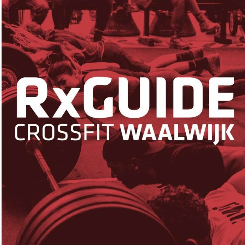RxGUIDE CrossFit Waalwijk
